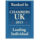 Chambers UK 2015 Leading Individual Logo