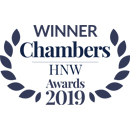 Chambers HNW Awards 2019 - Winner