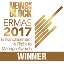 ERMAs 2017 Enfranchisement & Right to Manage 'Solicitors Firm of the Year'