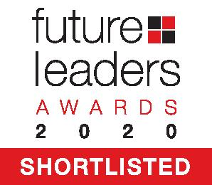 Shortlisted in Citywealth's Future Leader Awards 2020