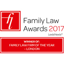 Family Law Awards - Family Law Firm of The Year (London)