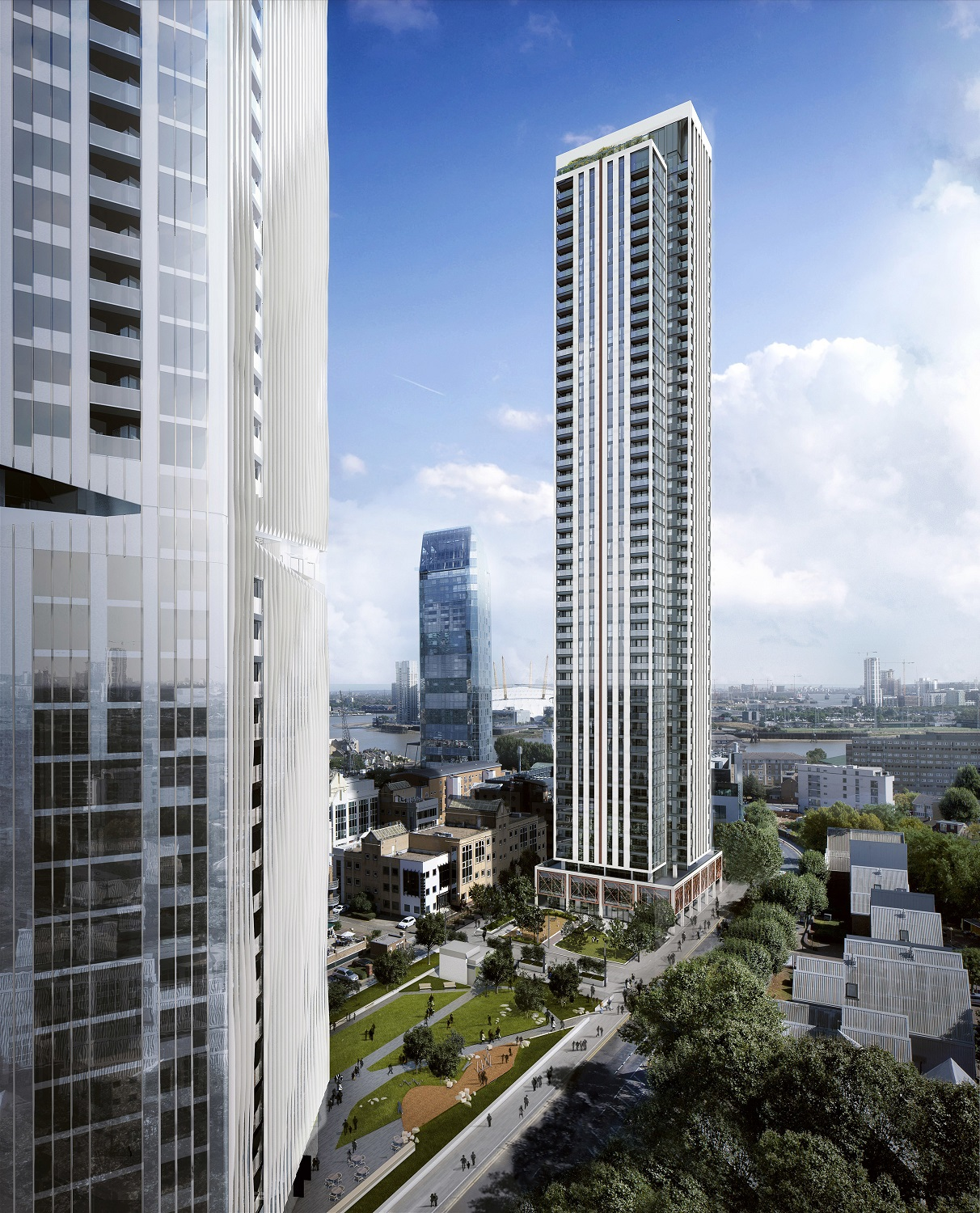 LBS Properties wins appeal for new 48-storey residential tower in South Quay