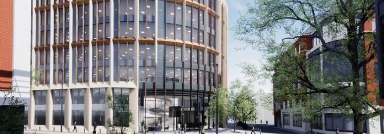 Bristol office development, Halo