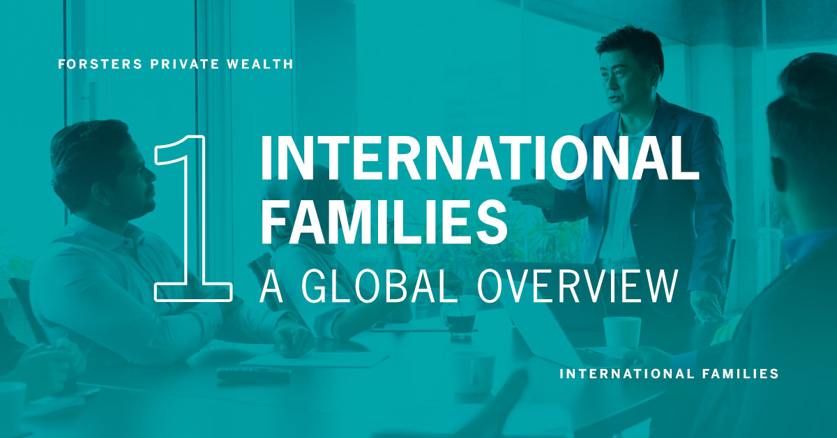 Introduction: International Families - A Global Overview