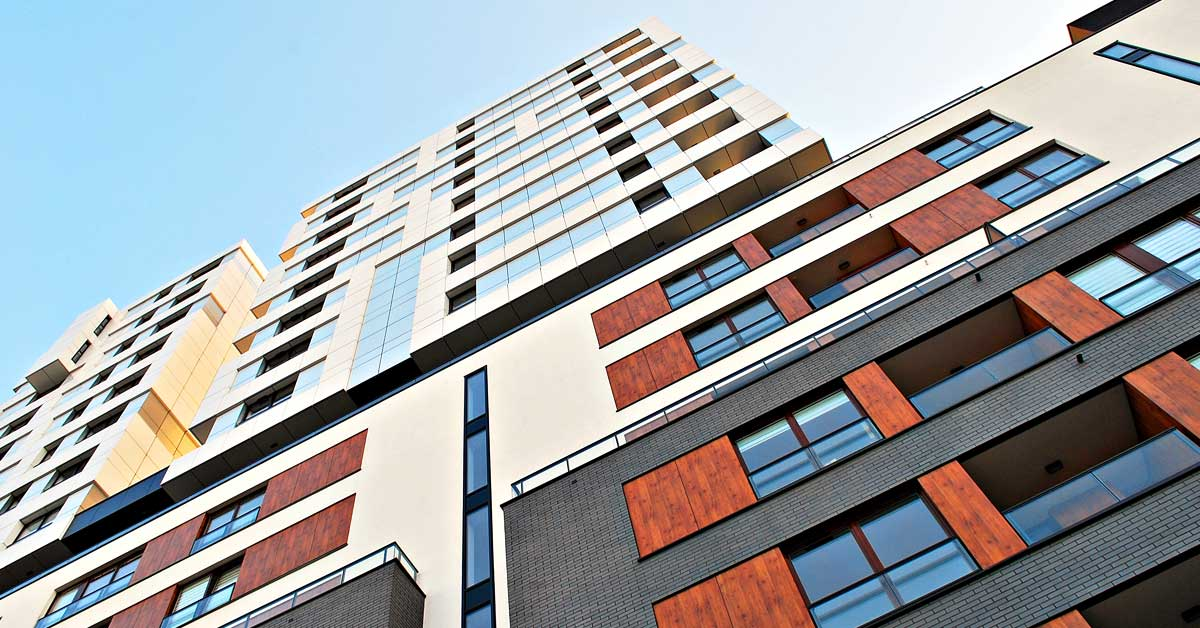 A modern flat