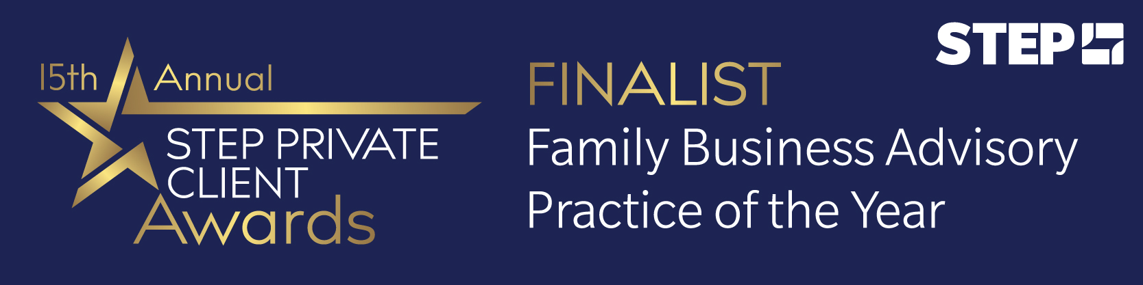 Forsters shortlisted for Family Business Advisory Practice of the Year at the STEP Private Client Awards 2020/21