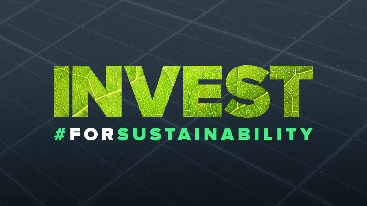 Invest for Sustainability