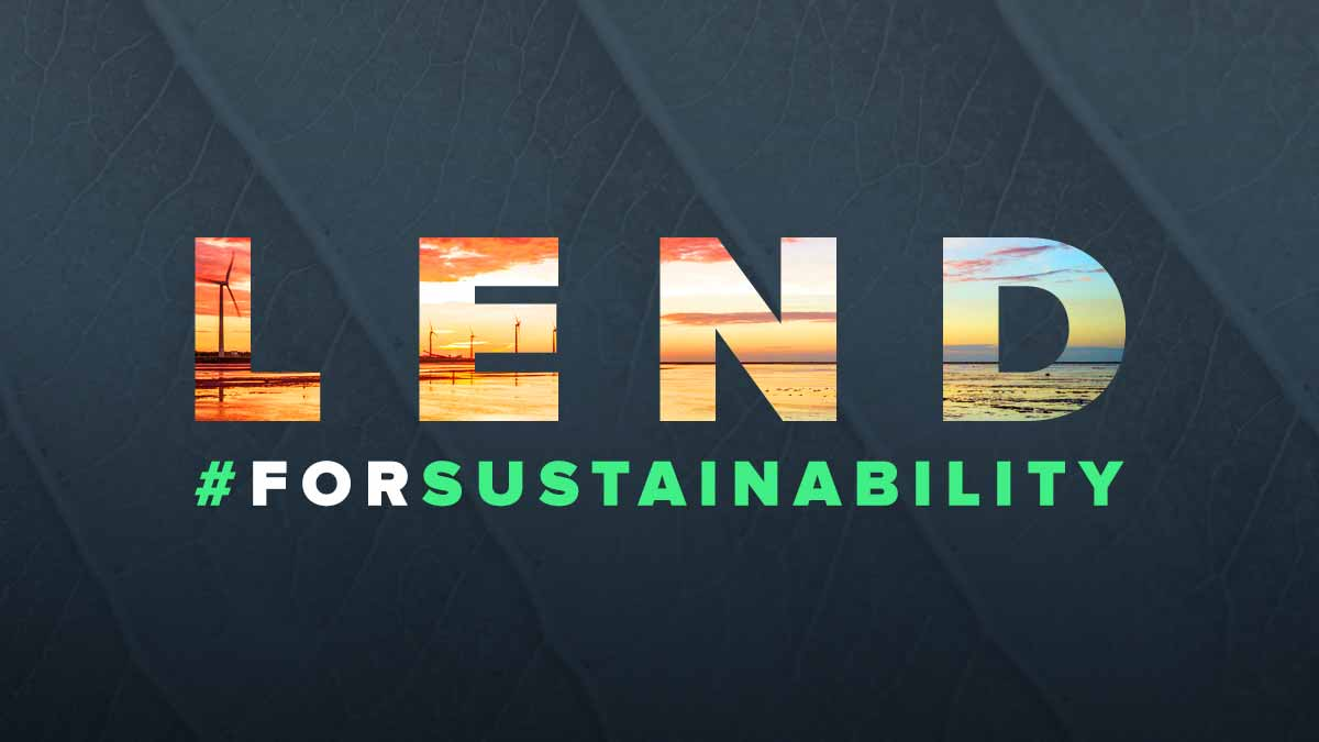 Lend for Sustainability