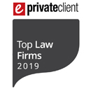 eprivateclient Top Law Firm 2019