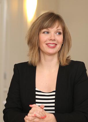 Emilie Hobday