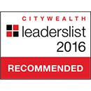Citywealth leaderslist 2016