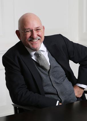 Mark Prevezer