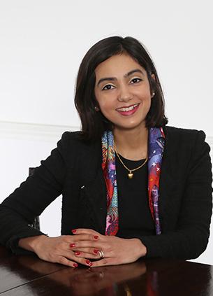 Meghna Incledon-Majumdar