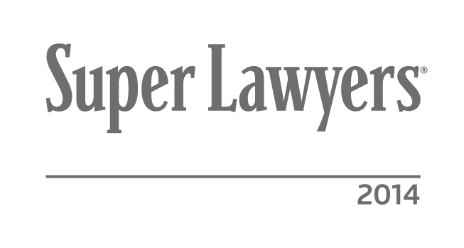 Super Lawyer 2014 Logo