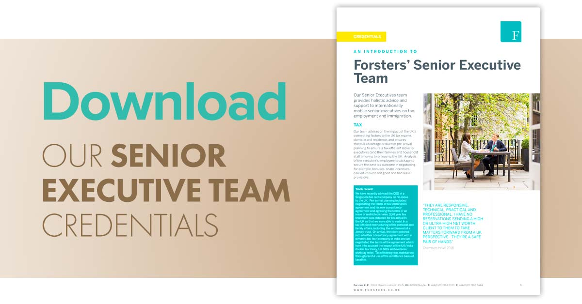 Click here to download our credentials in PDF format